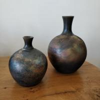 Copper Wash Bottle Medium  by Abi  Higgins